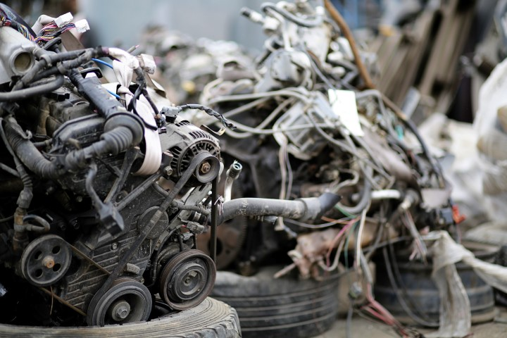 How Used Auto Parts Can Save Money?