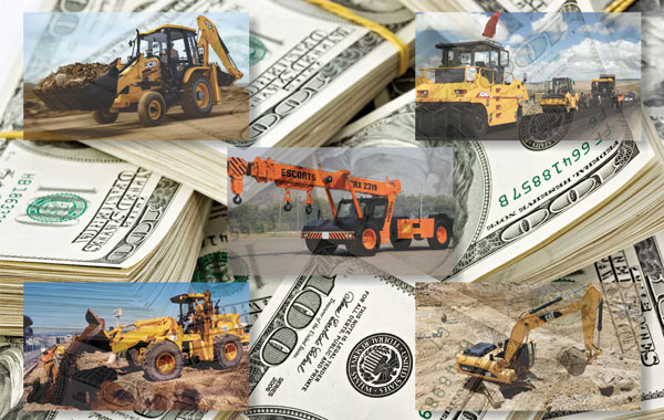 Getting ready for Your Construction Equipment Finance