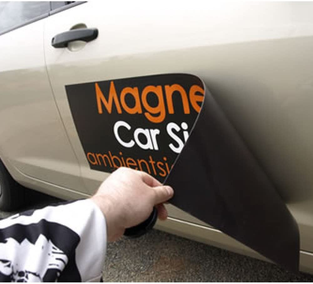 All About Magnetic Signage & Its Benefits For Marketing