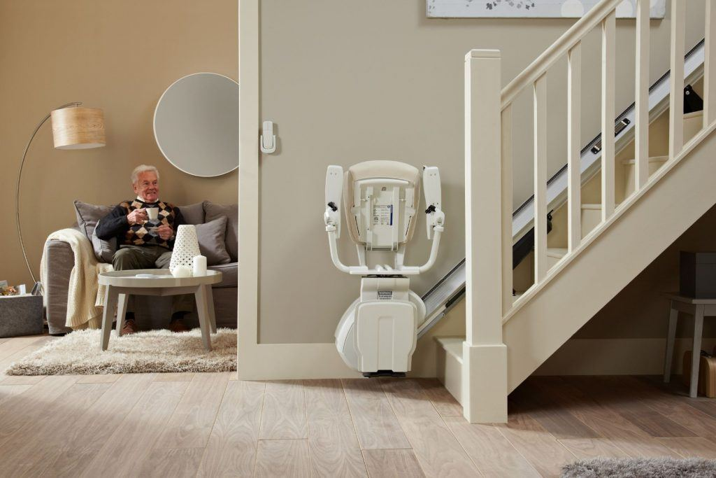 The Benefits of a Stairlift in Your Home